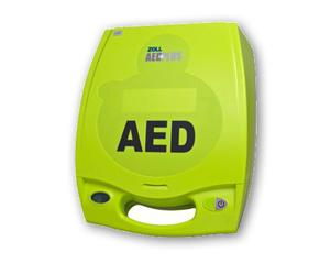 Zoll AED Plus med